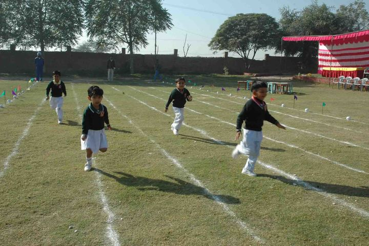 S R M Inernational School-Sports