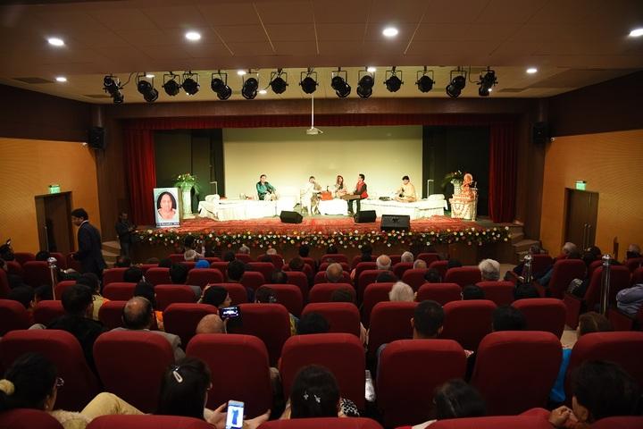 S V Public School-Auditorium