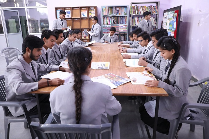 S V Public School-Library