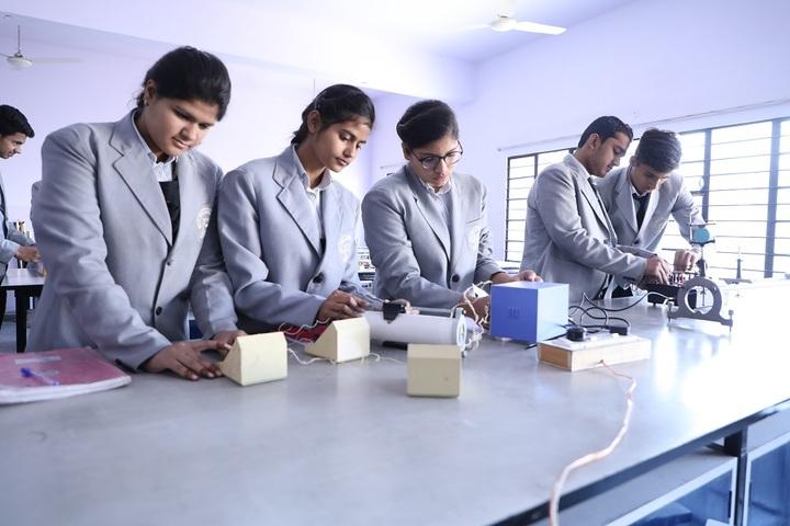 S V Public School-Physics Lab