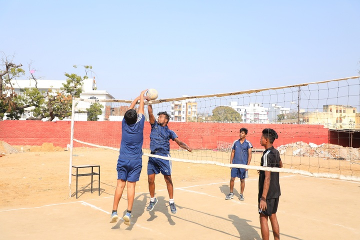 S V Public School-Sports
