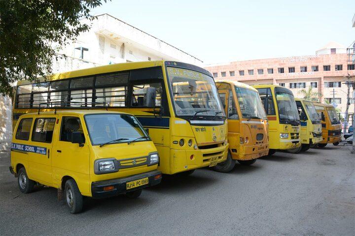 S V Public School-Transport