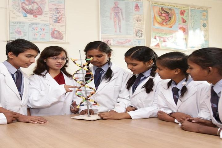 S R Public Senior Secondary School-Biology Lab