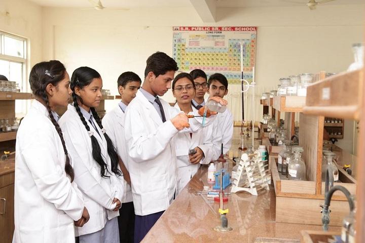 S R Public Senior Secondary School-Chemistry Lab