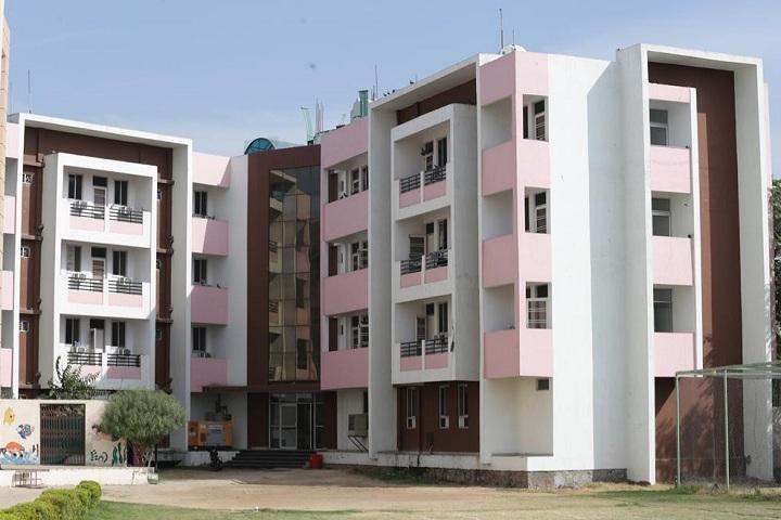 S R Public Senior Secondary School-Hostel Building