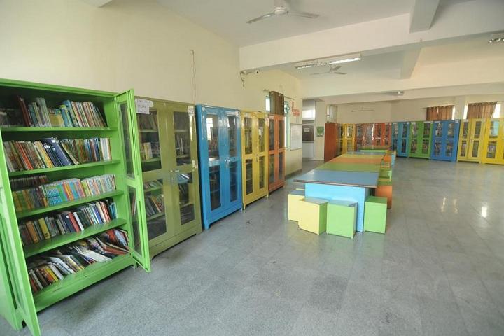 S R Public Senior Secondary School-Library