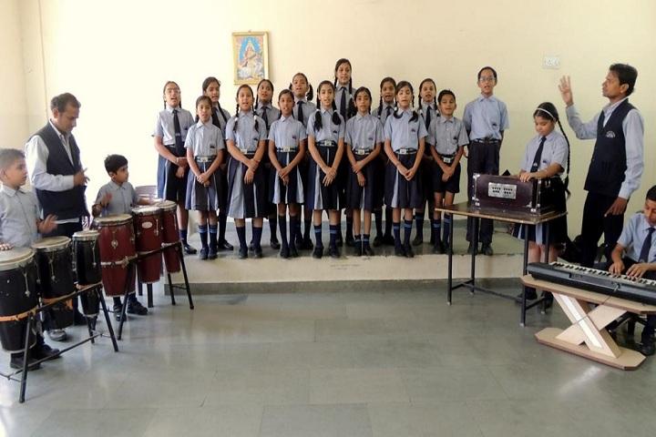 S R Public Senior Secondary School-Music Room