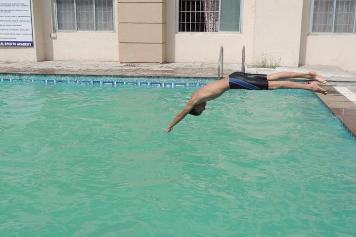 S R Public Senior Secondary School-Swimming Pool