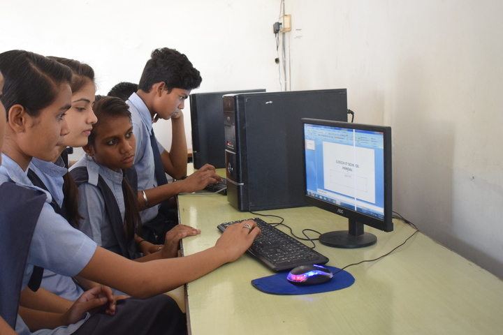 S Tech School-Computer Lab