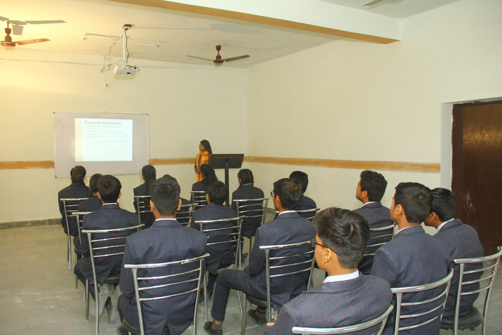 S Tech School-Digital Classroom