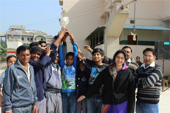 Sai Baba Public School-Achievement