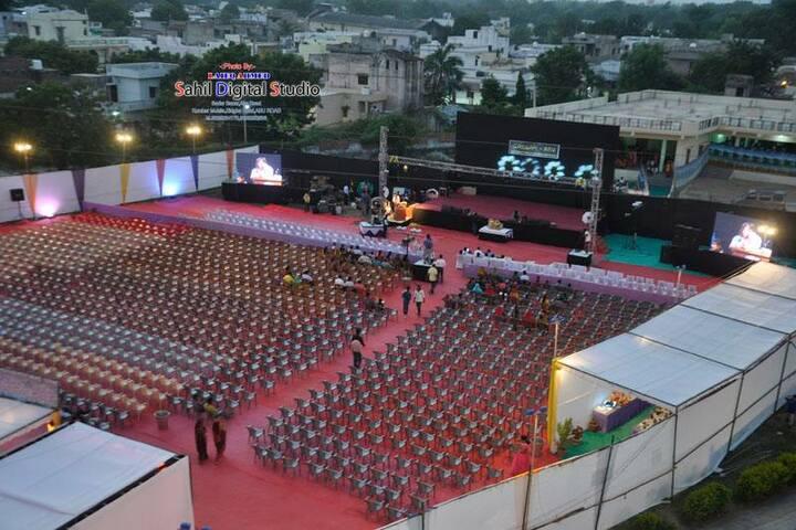 Sai Baba Public School-Annual Function