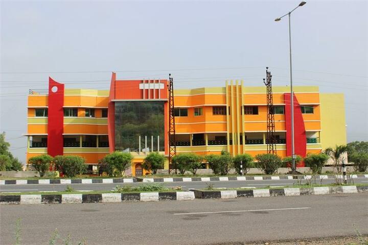 Sai Baba Public School-Building