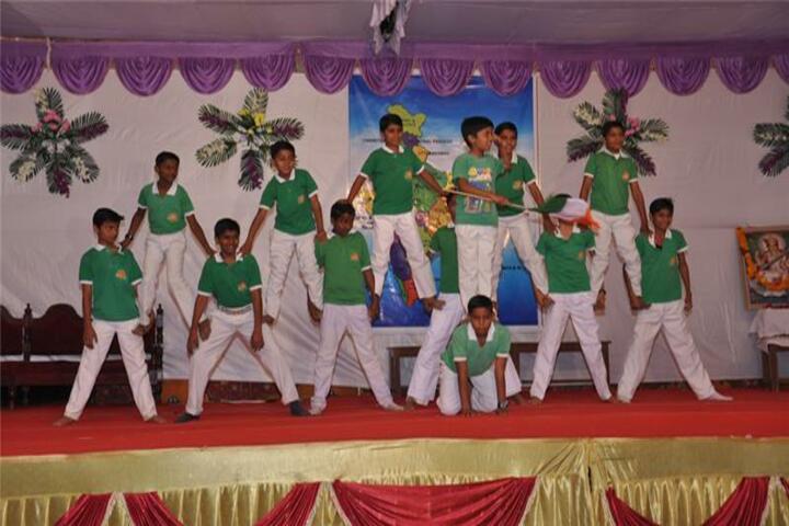 Sai Baba Public School-Event