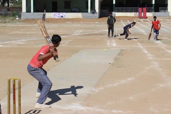 Sai Baba Public School-Sports