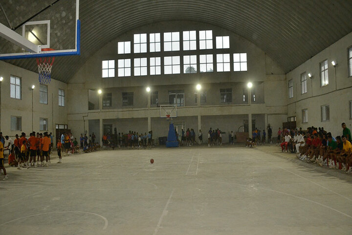 Sainik School-Indoor Games