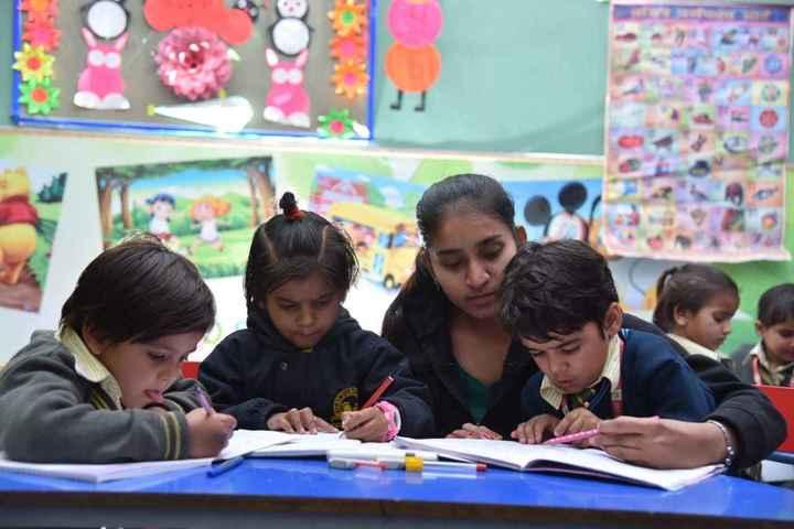 Saint Johns School-Activity