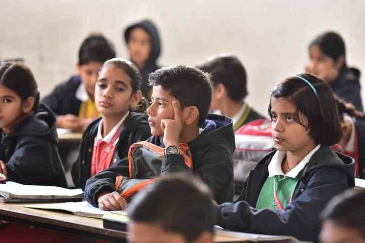 Saint Johns School-Classroom