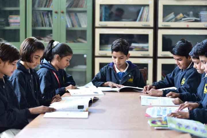 Saint Johns School-Library