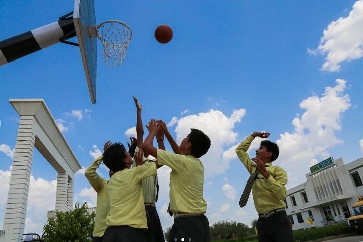 Saint Johns School-Sports