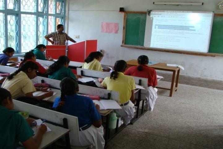 Bal Bharati Public School-AV Room