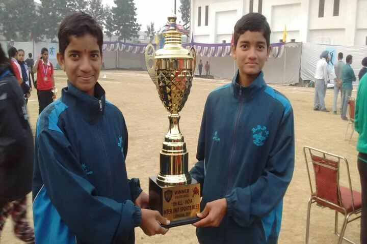 Bal Bharati Public School-Champions