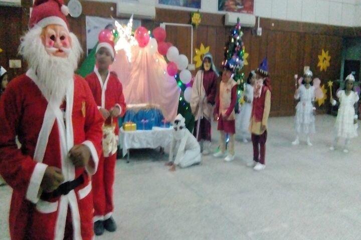 Bal Bharati Public School-Christmas