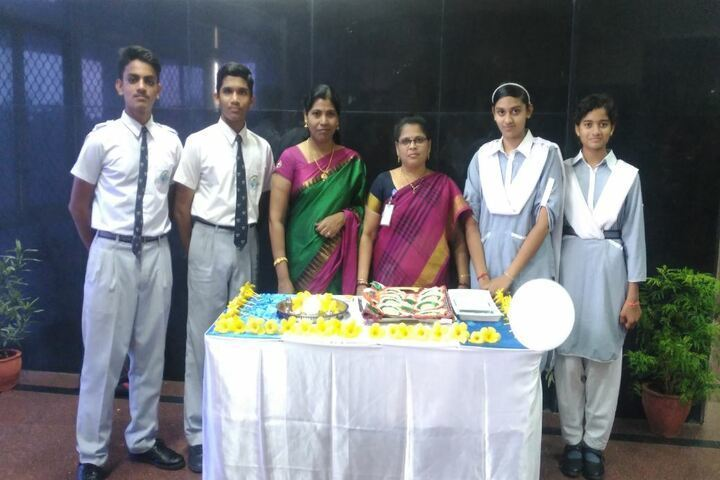 Bal Bharati Public School-Events