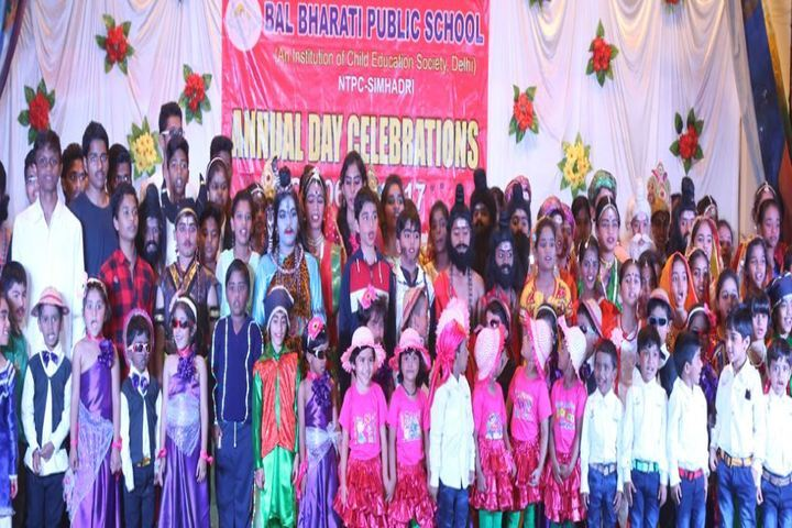 Bal Bharati Public School-Fancy Dress