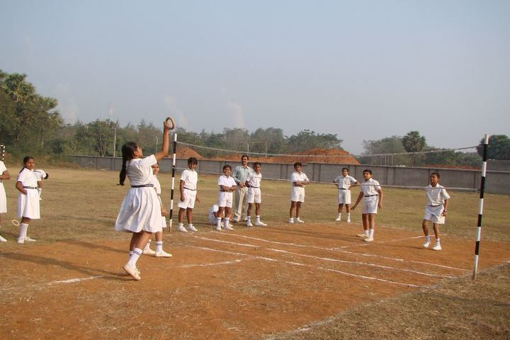 Bal Bharati Public School-Sports