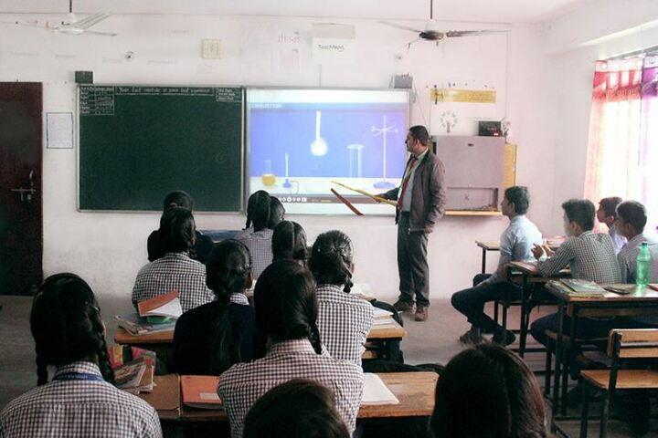 Levana Public School-A V Class