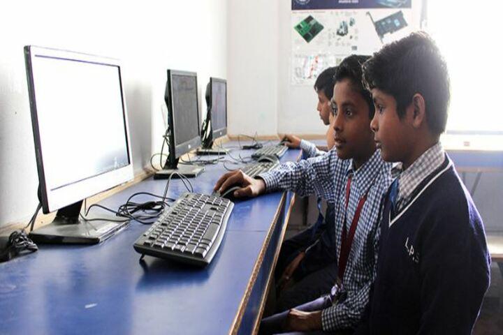 Levana Public School-Computer Lab