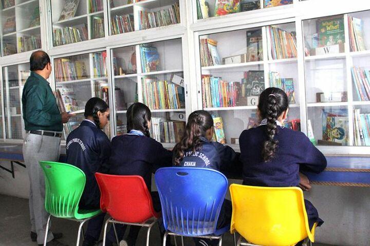 Levana Public School-Library