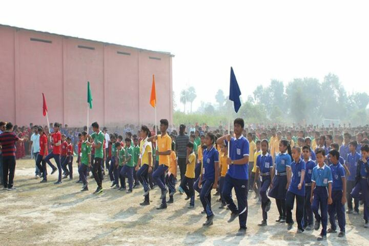 Levana Public School-Sports Day