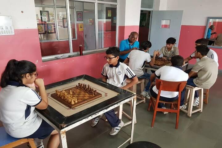 Sangam School Of Excellence-Indoor Games
