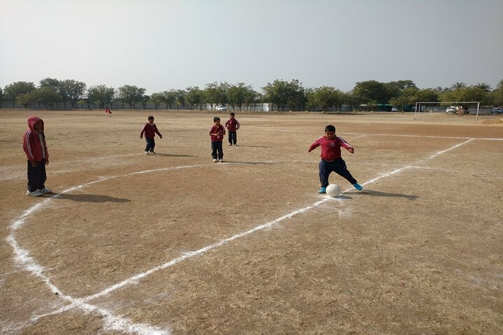 Sangam School Of Excellence-Play Ground
