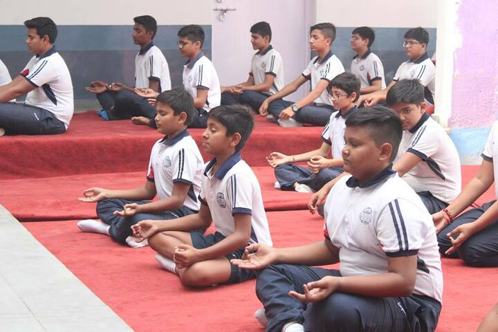 Sangam School Of Excellence-Yoga