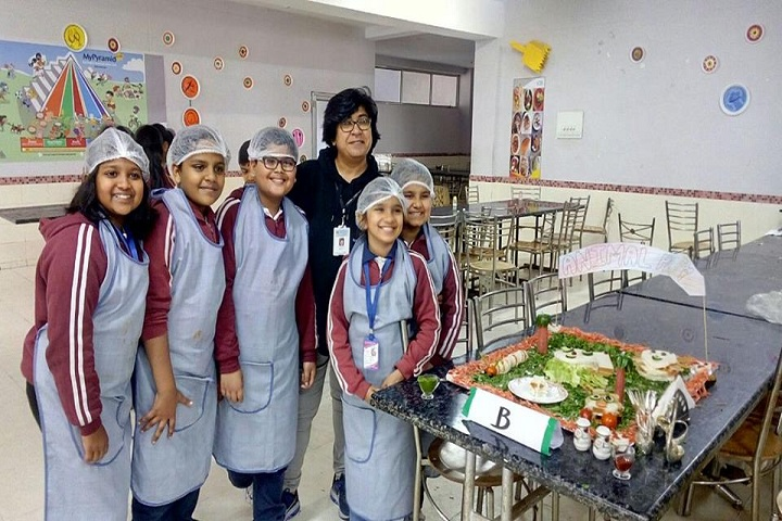 Sangam School of Excellence-Food Fest