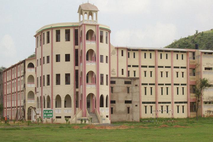 Sanskar Bharti Public School-Building