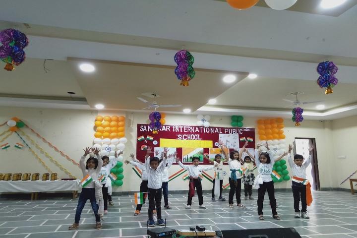 Sanskar International Public School-Republic Day