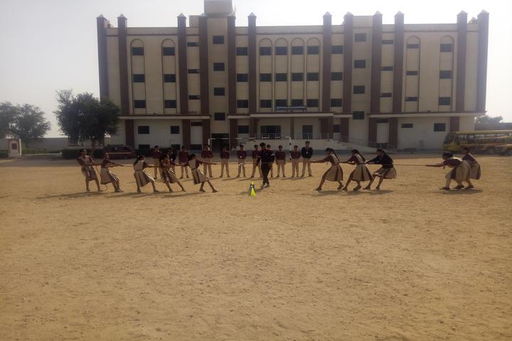 Sanskar International Public School-Sports