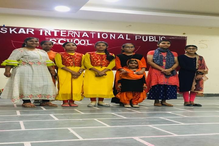 Sanskar International Public School-Vaisakhi Uthsav