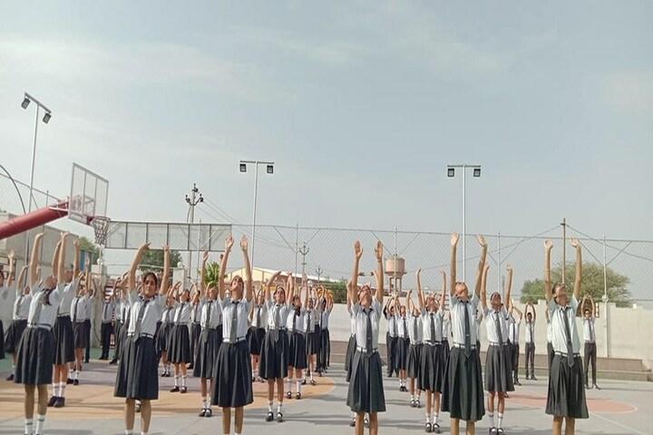 Sanskar International School-Physical Activity
