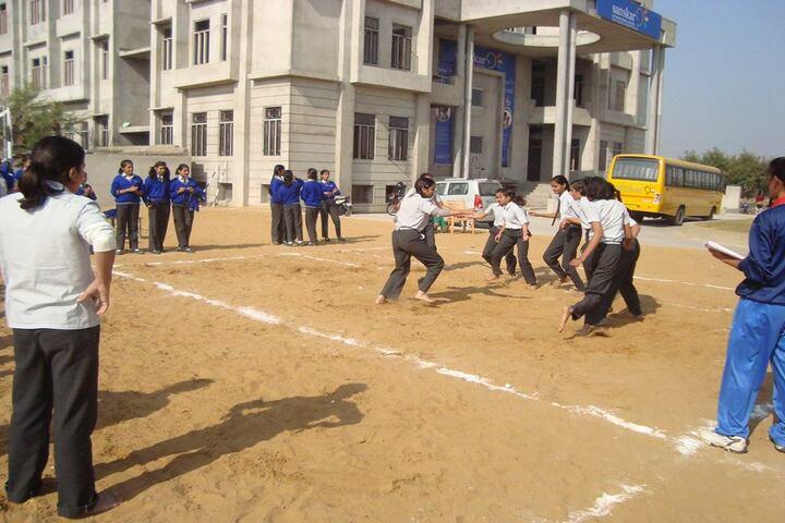 Sanskar International School-Sports