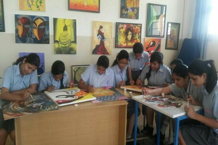 Sanskar School-Art