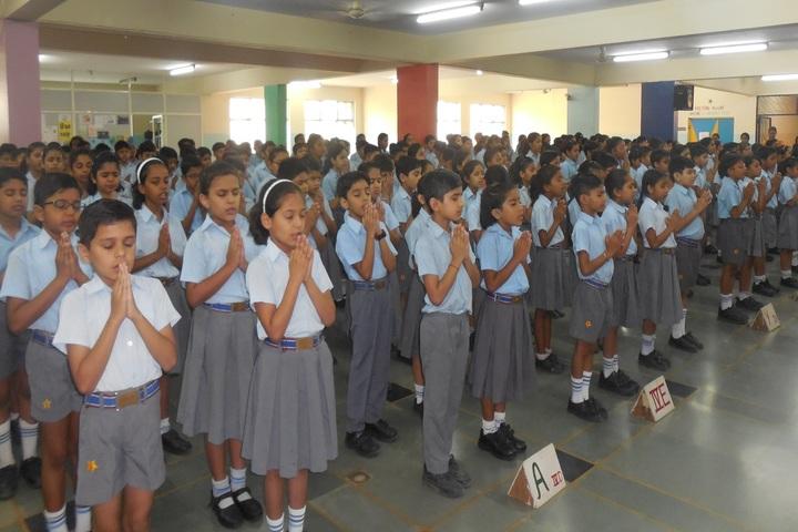 Sanskar School-Assembly