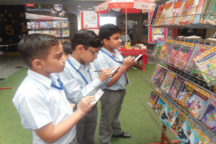 Sanskar School-Book Fair