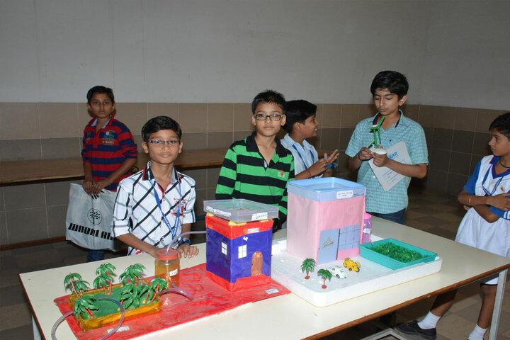 Sanskar School- School Exhibition