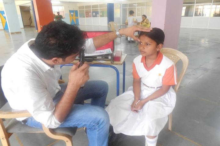 Sanskar School-Medical Checkup