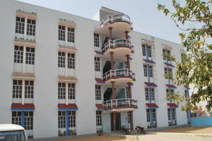 Saraswati English Medium School-Campus